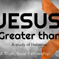 Jesus:Greater than
